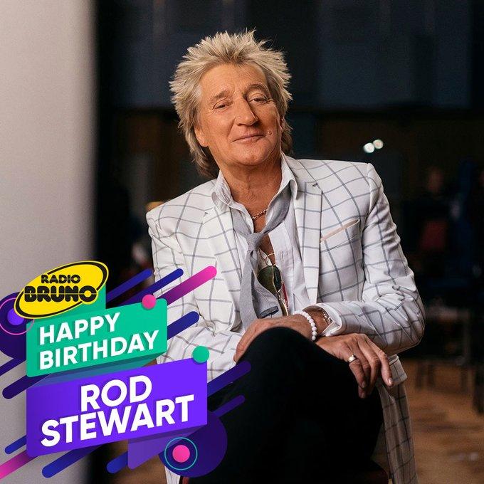 Happy Birthday Rod Stewart! Oggi compie 75 anni