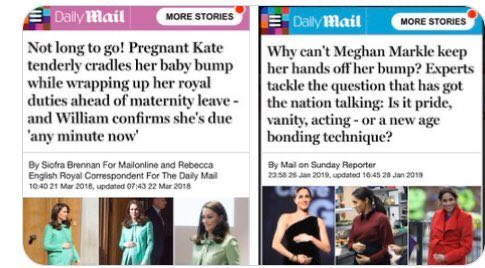 Yeah, what's Meghan's problem?