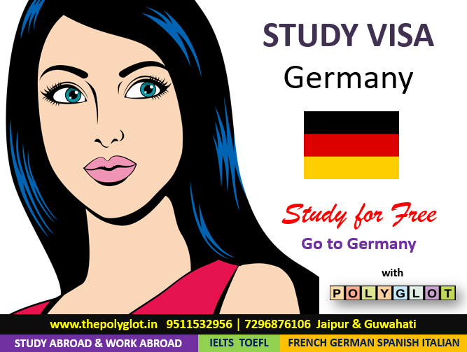 Study Visa for Germany with POLYGLOT Study Abroad! Talk to us today.  #studyingermany #studyvisa #germanystudyvisa #studyvisagermany #studygermany #polyglotstudyabroad #polyglotforeignlanguages  #learngerman #german #germanclass  #studyabroad #overseaseducationpic.twitter.com/q6aFw7n9cu