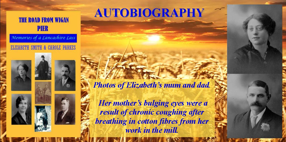 https://t.co/zL6wlCe6FF If you have ancestors from #Lancashire, you may be interested in this #autobiography. It has lots of #FamilyHistory end-notes and some family references involving #Wigan #Liverpool and #Cambridgeshire. https://t.co/LOATyK2JZ6 Surnames: Alker, Pennington, +