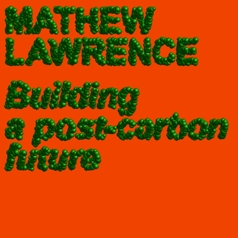 Come and join us next week Thu 16 Jan at @RCA, School of Architecture @RCAarchitecture for the International Lecture Series.  Building a post carbon future. The politics and possibilities of a Green New Deal. A talk by Mathew Lawrence. Book & find out more:https://t.co/dnC38sjNbe https://t.co/uoAg62YkfT