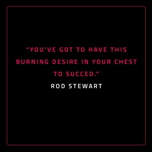 Happy Birthday to Sir Rod Stewart !