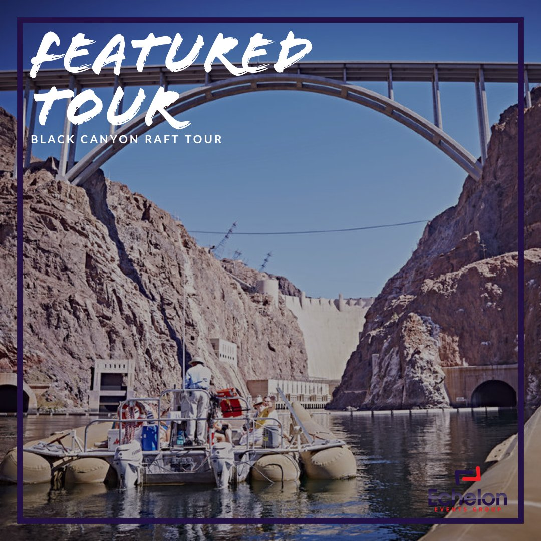 Unique, awe-inspiring day trip aboard a motor-assisted inflatable raft through spectacular Black Canyon – the natural gorge of the Colorado River immediately below Hoover Dam. #eventplanner  #events #event #eventplanning #tours #blackcanyon #rafting #hooverdam #coloradoriverpic.twitter.com/8Y30kzJBJE
