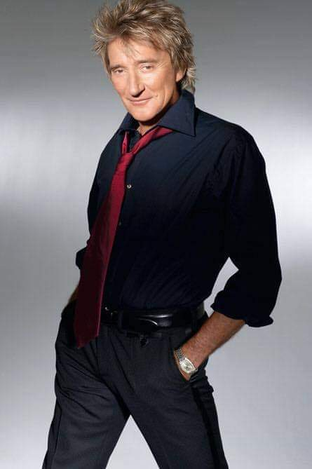 Heartbeat of music..Happy Birthday to Sir Rod Stewart..still looking HOT..