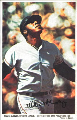 Happy birthday to Willie McCovey. Post a favorite vintage, modern, or custom card of Stretch!