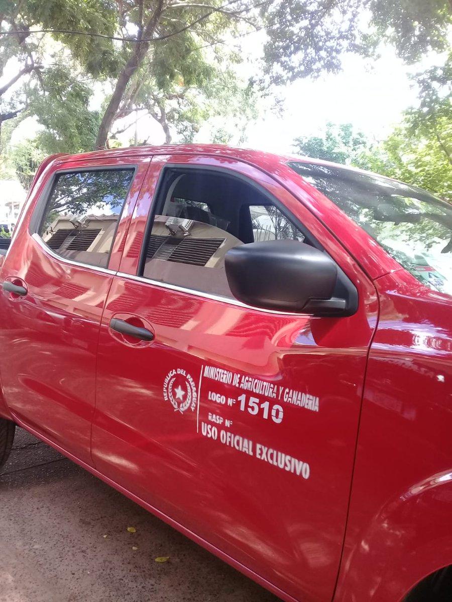 Mag Paraguay A Twitter Cdacentral Entrega De Flamantes Vehiculos 0 Km 1 Camioneta 4x4 Y Motocicletas Para Extensionistas Del Centro De Desarrollo Agropecuario De Esta Manera El Mag Llegara A Mas