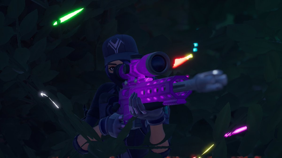Remedy (Purple) Fortography 2 #FortniteChapter2pic.twitter.com/19a99ivPhp