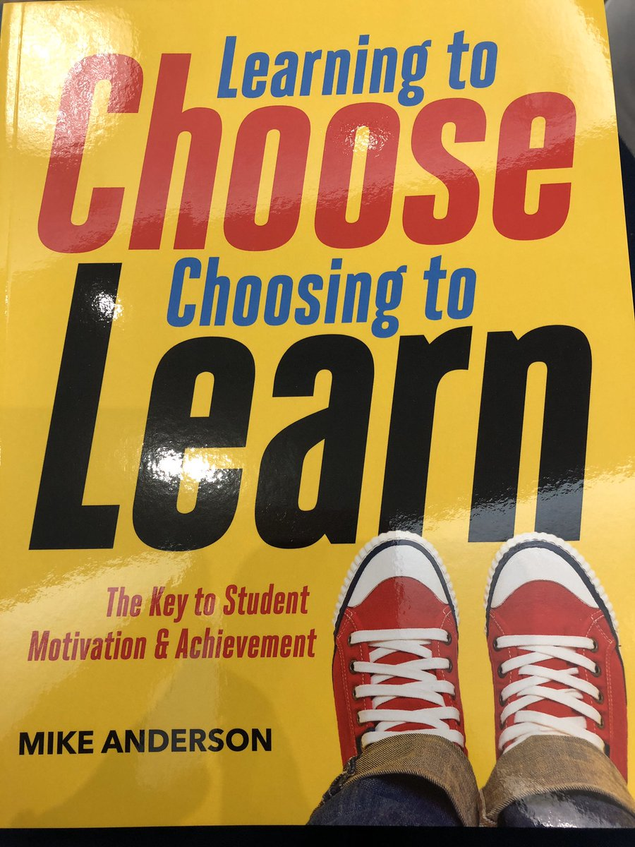 Exploring how to use student choice effectively with Mike Anderson @balancedteacher #ascd