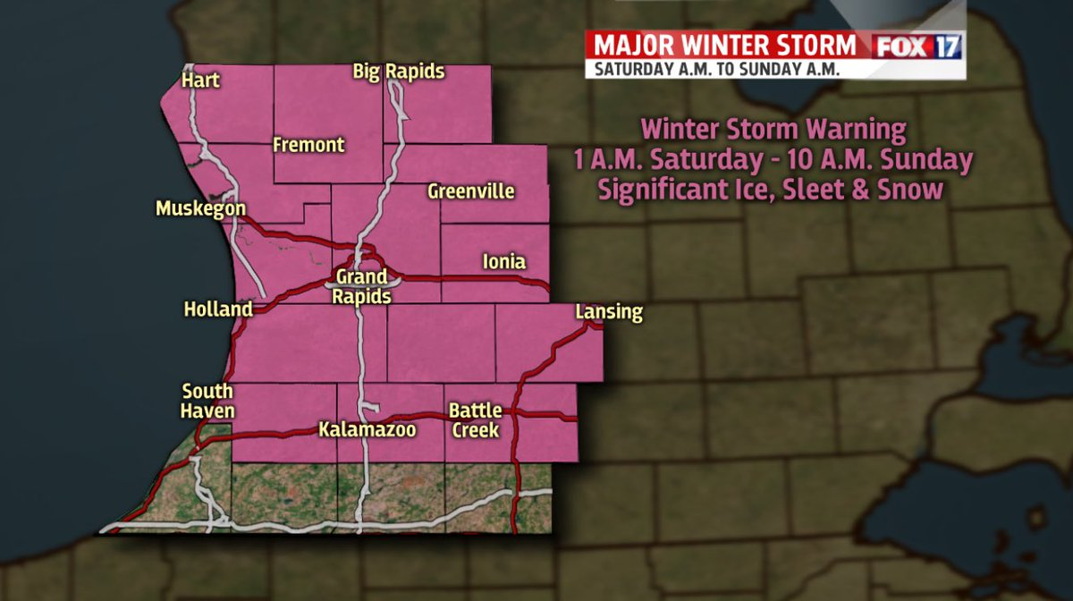 @FOX17Erik's photo on Winter Storm Warning