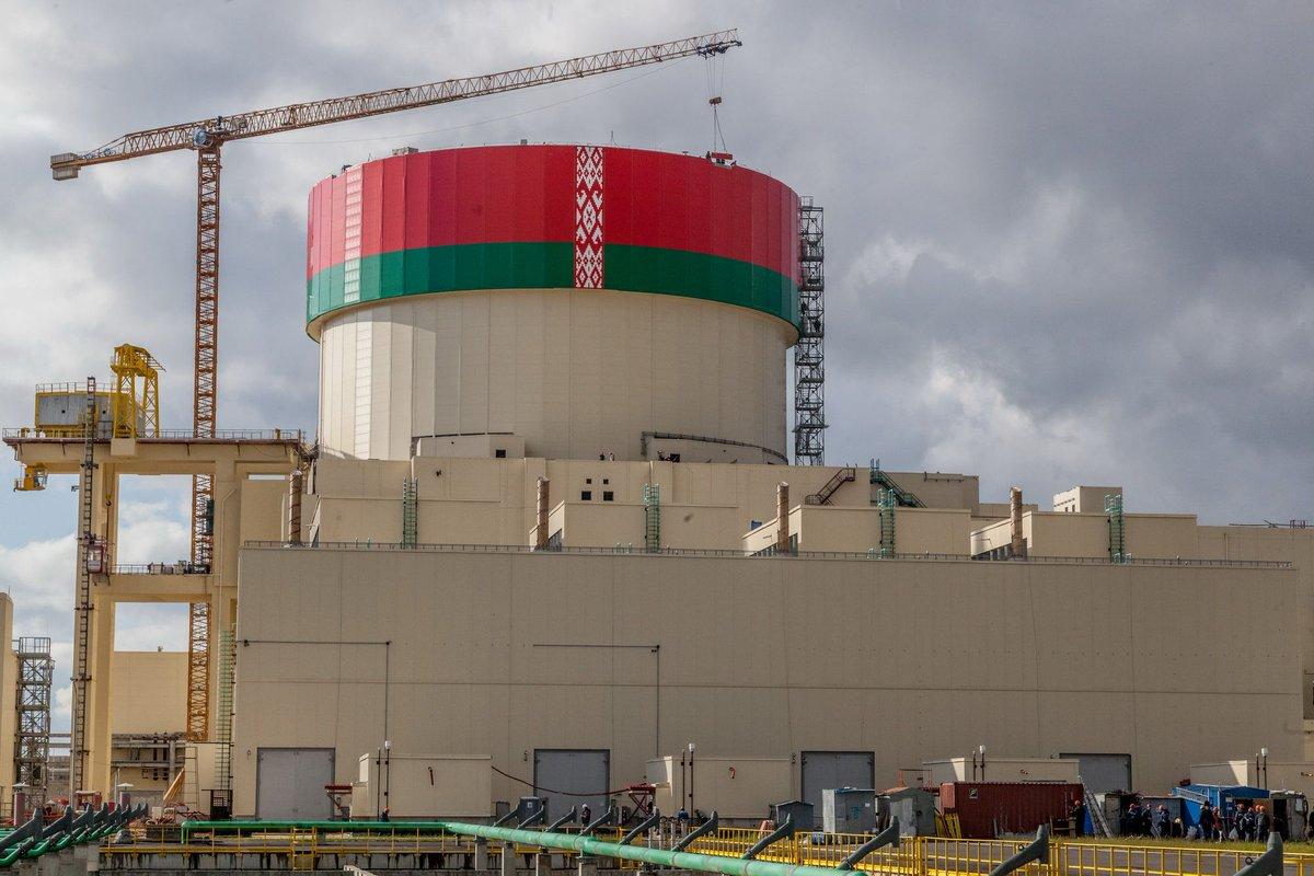 Опять дай. Не сумев получить цену на нефть, правительство Белоруссии приглядывается к БелАЭС