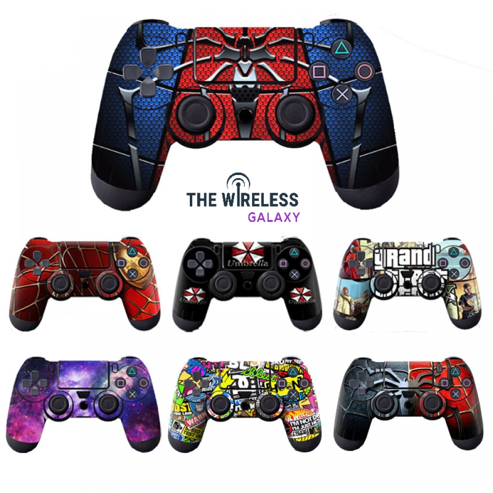 Cool Fasshion 1pcs Skin Controller for PS4.  https://thewirelessgalaxy.com/product/cool-fasshion-1pcs-skin-controller-for-ps4/ ….  8.99.#technologyaddict pic.twitter.com/54BeKGMpWT