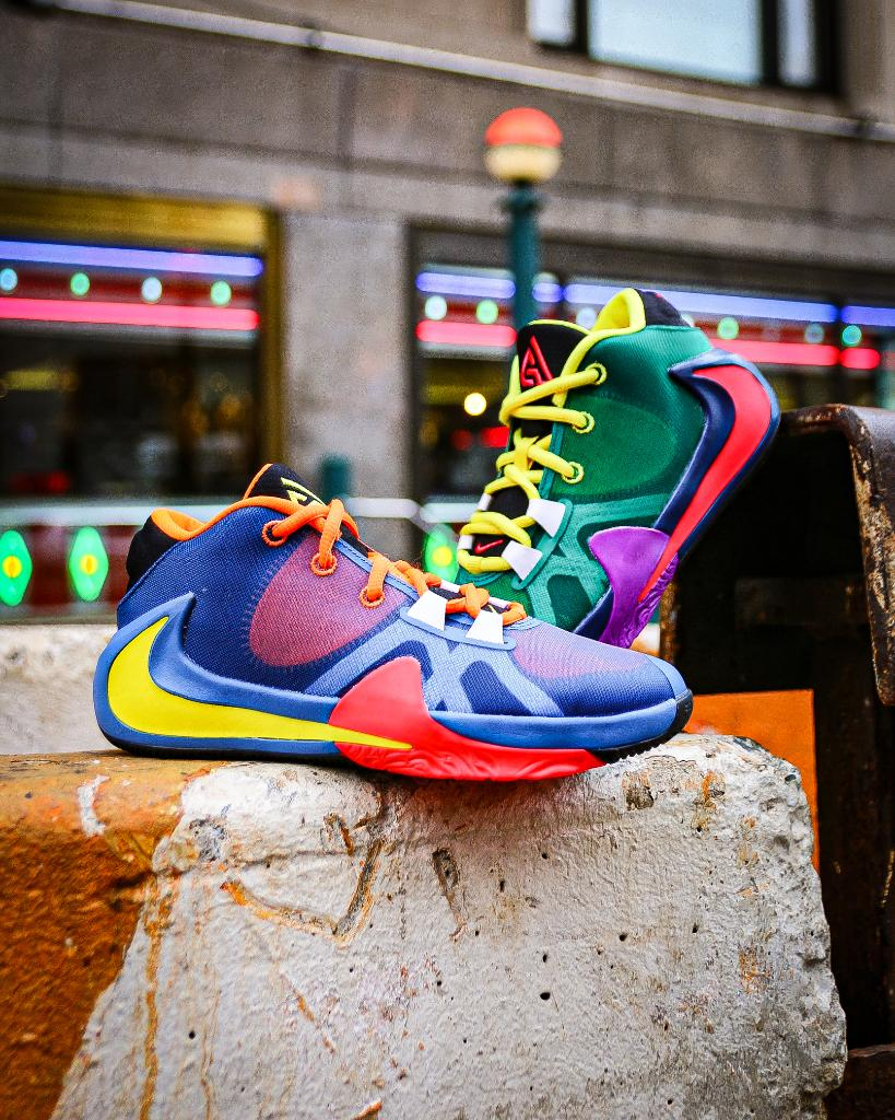 Freaky. #Nike Zoom Freak