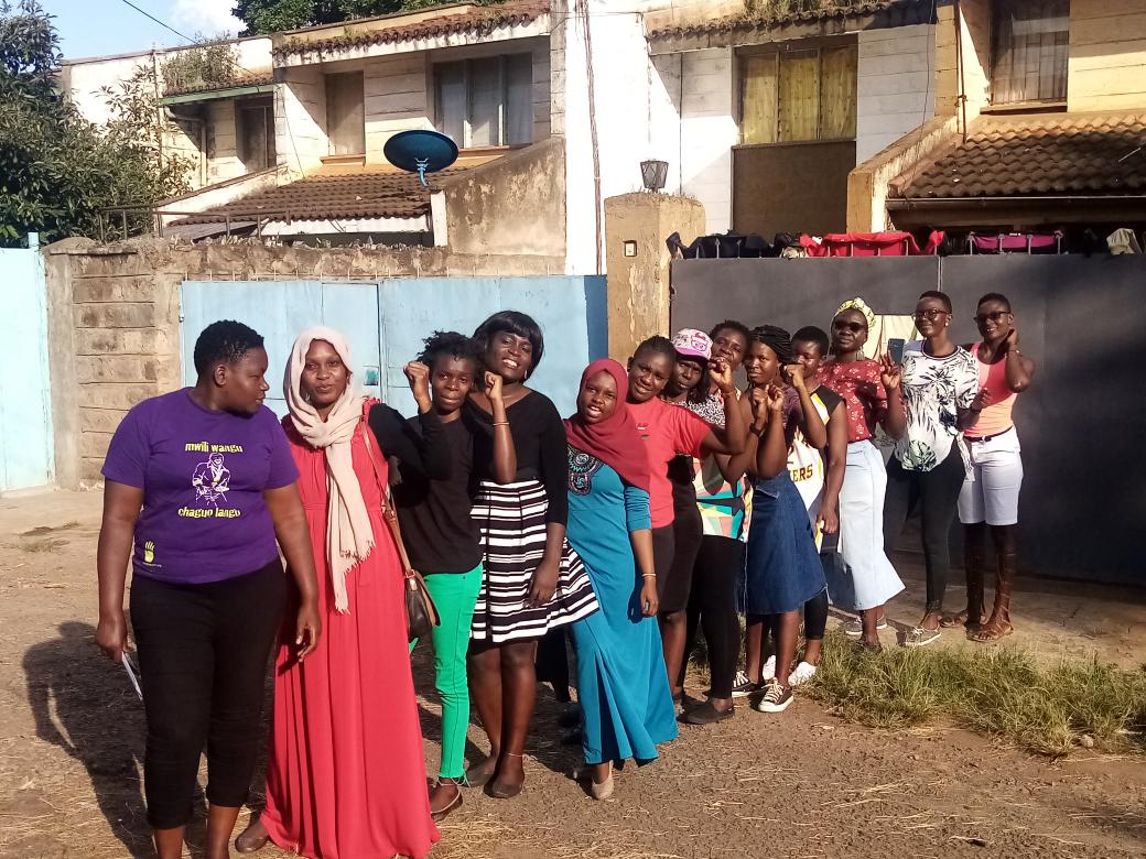 Thank you #FeministPower for ensuring that the movement is strengthened and looking forward to live by Feminist values and ideologies, we defend and respect women rights @SaidaAaliyah @superkaroleen @sharonjessey @unicorngirlsre1 @NassurYasmin @SusanMueni18pic.twitter.com/ZBttzmEF4w