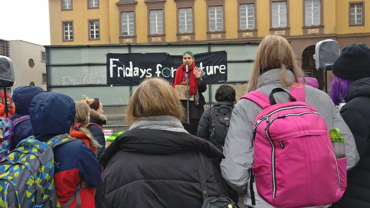 #FridaysForFuture