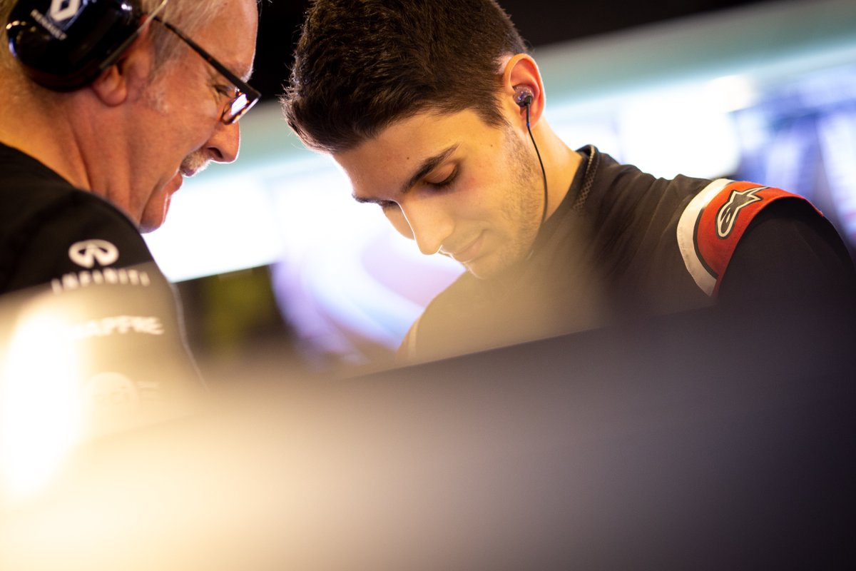 So what is it really like when a driver joins Renault F1 Team? @OconEsteban, take us through it! Step 1... Getting fitted. 🎥  #RSspirit