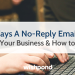 It's high time businesses recognize the incredible value of encouraging replies. Here are six proven ways a no-reply email address hurts your business. Click here to read: https://t.co/VjARaGUQVq