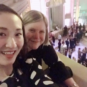 Enjoyed the Beauty Rich and Rare exhibition opening reception at the Smithsonian Natural History Museum hosted by @AusintheUS.  It is worth a visit!  With @ANUAlumni Dr Yingxi Chen. pic.twitter.com/vD4PukuCyp