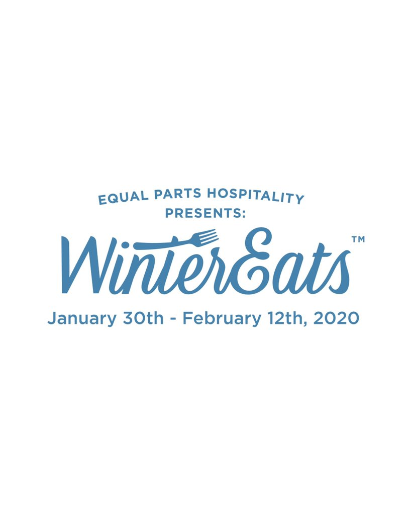 What could be cozier than stepping out of the cold & into a local restaurant to try a delicious new menu? Equal Parts Hospitality is bringing Winter Eats back! From Jan. 30th - Feb. 12th try our special Prix Fixe menus, $15 for Lunch & $25 for Dinner. Menus coming soon! #hamont https://t.co/SocY8Kladp