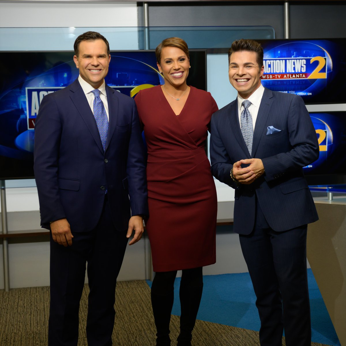 Wsb Tv On Twitter We Re Thrilled To Welcome Jorge Estevez To Atlanta And Channel 2 You Can Catch Him With Jovitamoore At 5 And 11 And Find Justinfarmerwsb At 4 And 6