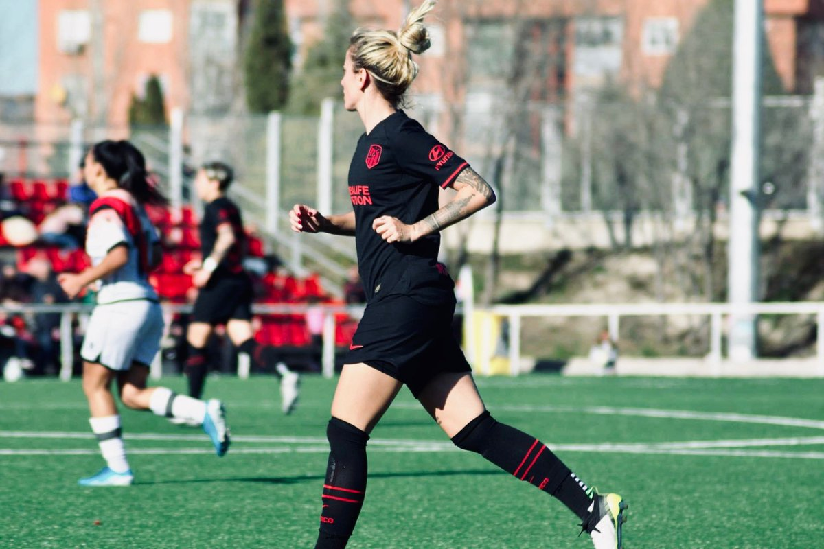 A por una nueva oportunidad ‼️🏧 #teamwass #pumafootball #pumaone #siempreatleti #crownnutrition #prokeydrinks https://t.co/gVjRvrbLo6