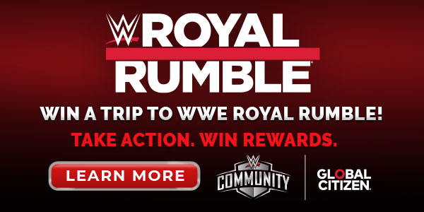 Take action: call on world leaders to make the rights of women and girls a priority! Enter to win free trip to @WWE #RoyalRumble! (✈ + 🏨 included). @GlblCtzn  https://www.globalcitizen.org/en/join/royal-rumble/?utm_source=pt&utm_medium=social&utm_campaign=royal-rumble-vip…