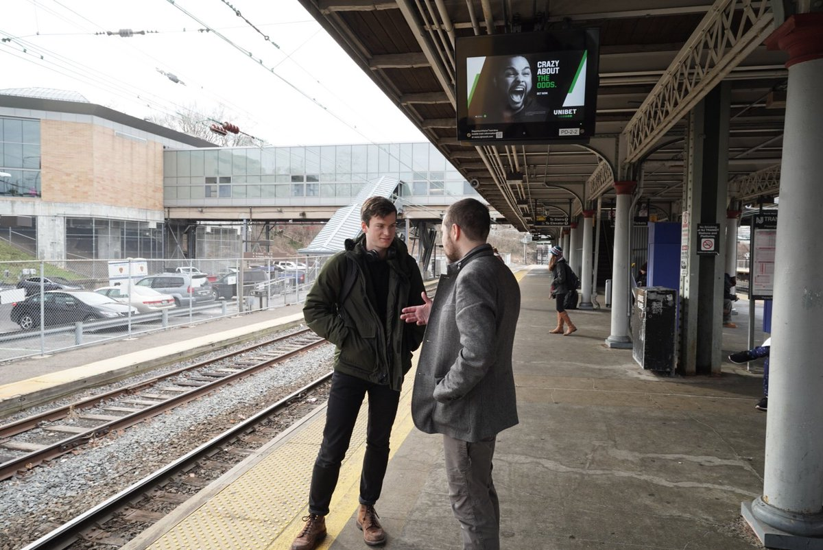 Nj Transit On Twitter Stewart Mader Customer Advocate Chief Customer Experience Officer Is Talking With Customers In Trenton On The Njtransit Nec And Along The Njtransit Rl Today About What Matters Most To