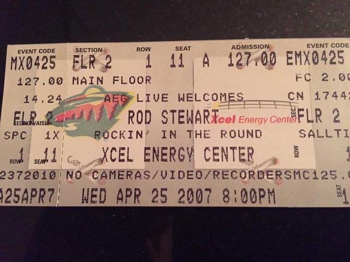 Happy Birthday to Rod Stewart and Pat Benetar!