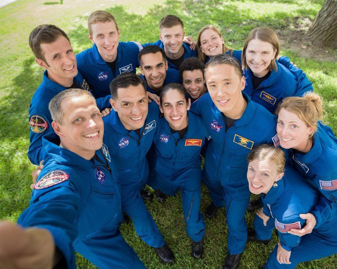 New decade, new class. Congratulations, Turtles, on your graduation as official @NASA_Astronauts. Welcome to the team!