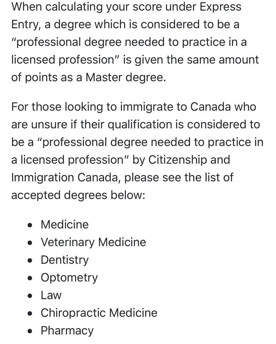 Education Credential Assessment (ECA)