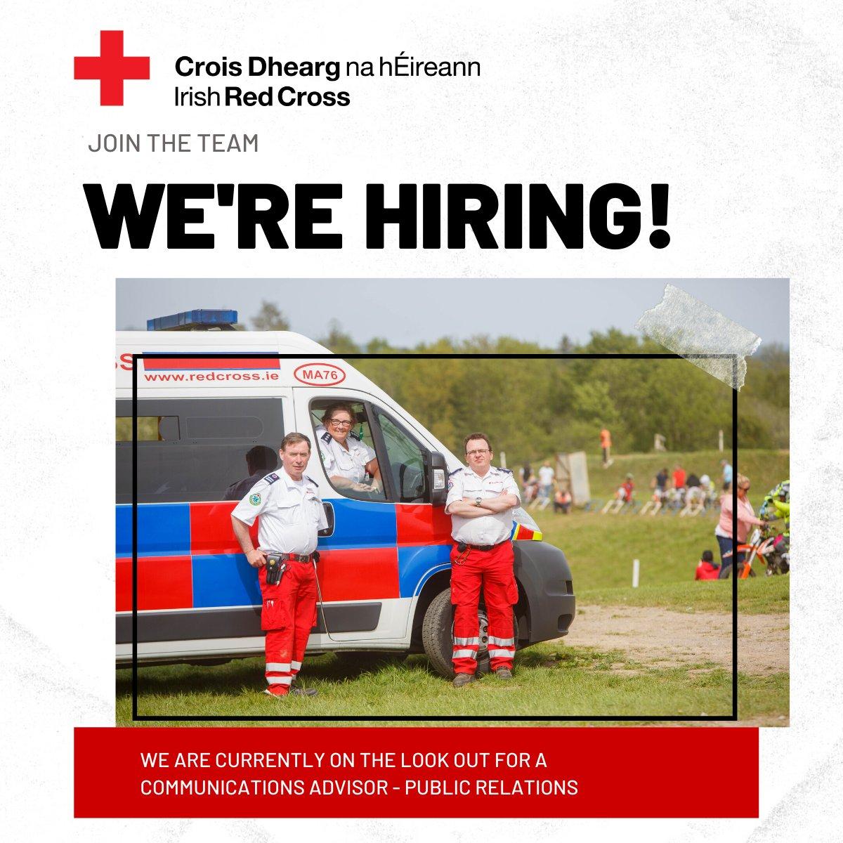 Irish Red Cross (@irishredcross)   Twitter