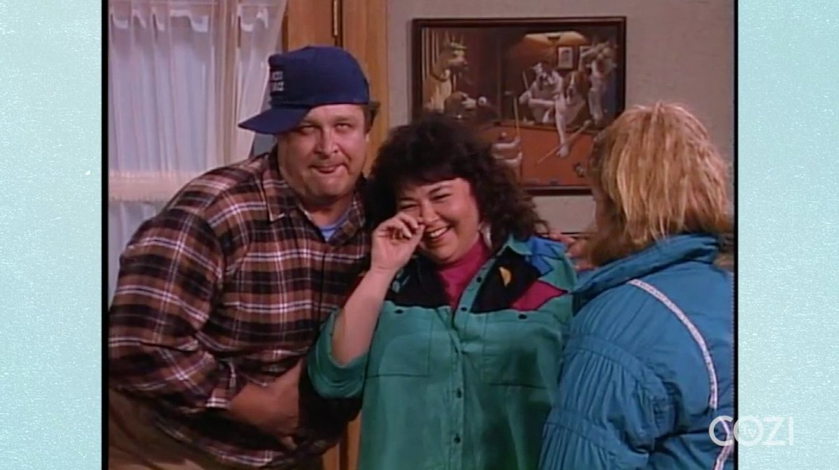 WATCH: 12 Irresistible Outtakes from #Roseanne Season 1! youtu.be/fZD2vBspHF0
