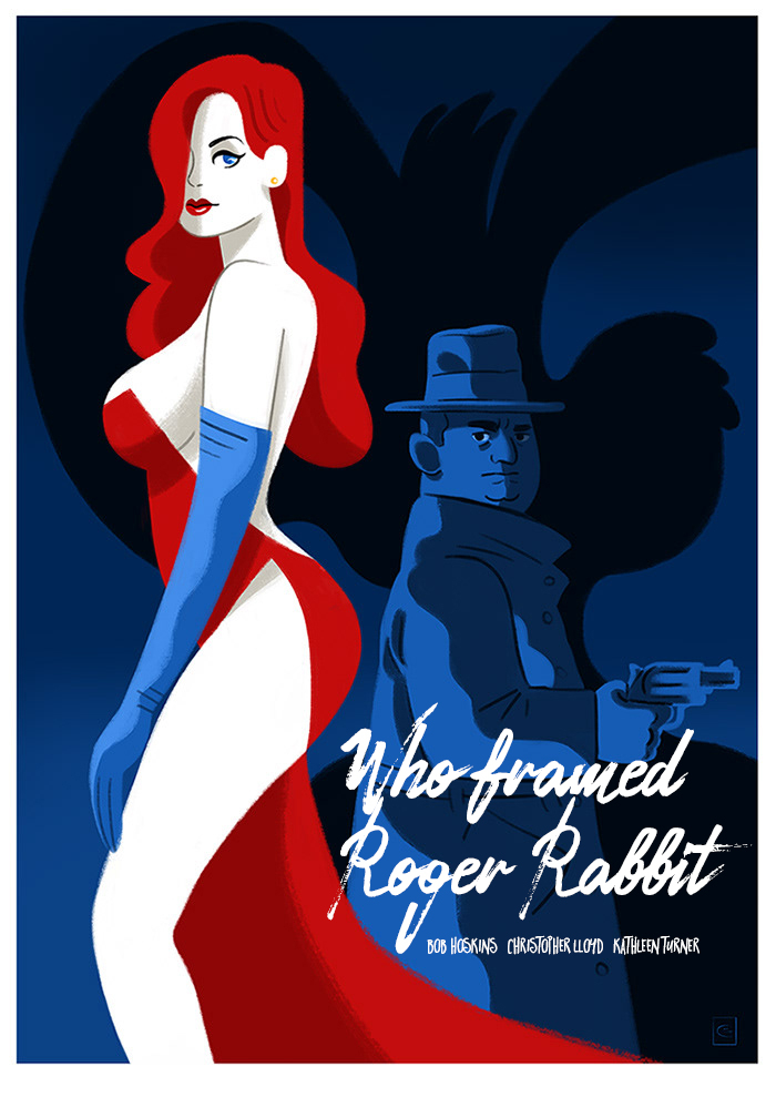 Posterspy Com On Twitter Who Framed Roger Rabbit 1988 Poster Uploaded By Grahamartwork View Hq Https T Co Yjqwzjyp4q Whoframedrogerrabbit Jessicarabbit Posterspy Https T Co Gnmgymsqnt
