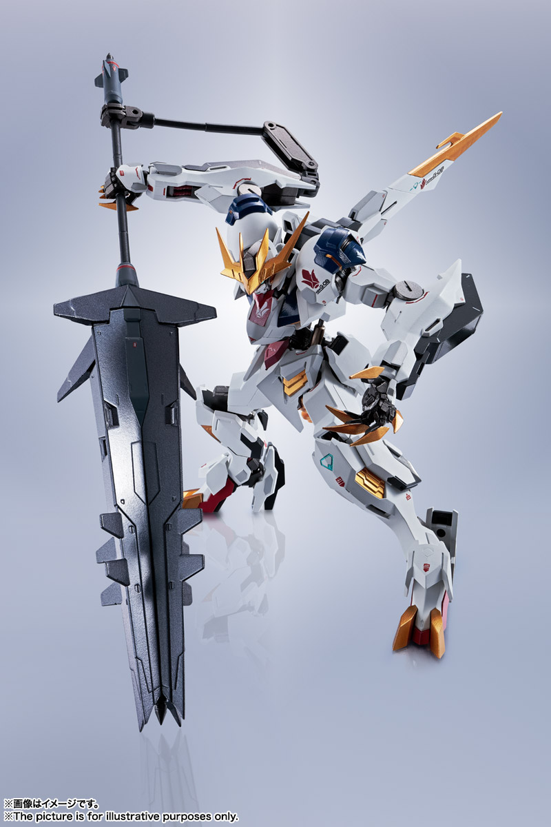 Robot Spirits Mobile Suit Gundam Iron-Blooded Orphans FROM JAPAN