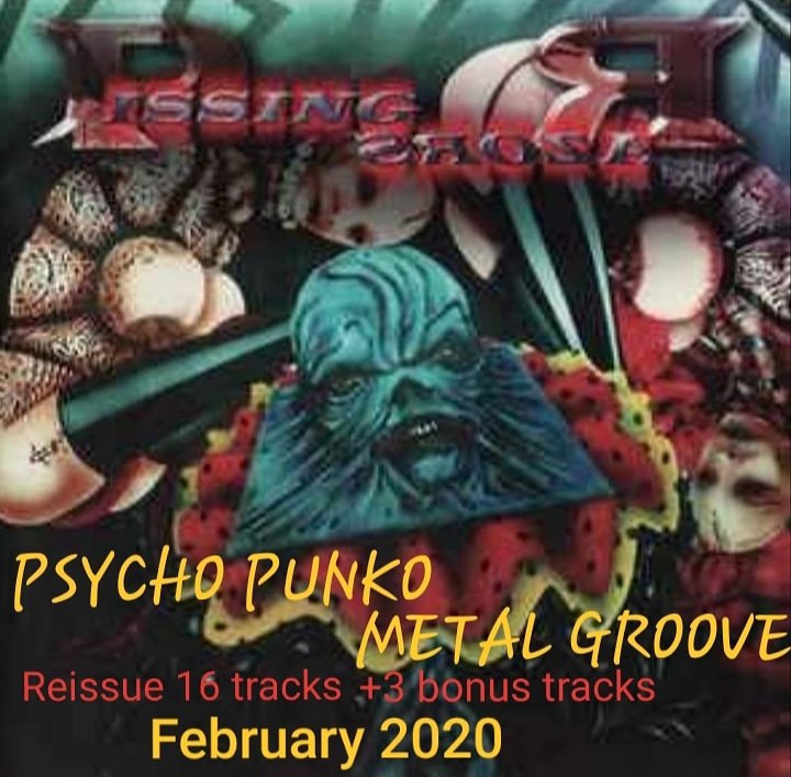 Get ready Mother Truckers! #pissingrazors #psychopunkometalgroove #reissue #limited #bonustracks #packagedeal #preorderpic.twitter.com/zegHdnXZ6V