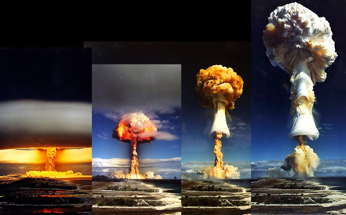 Картинки термоядерного оружия