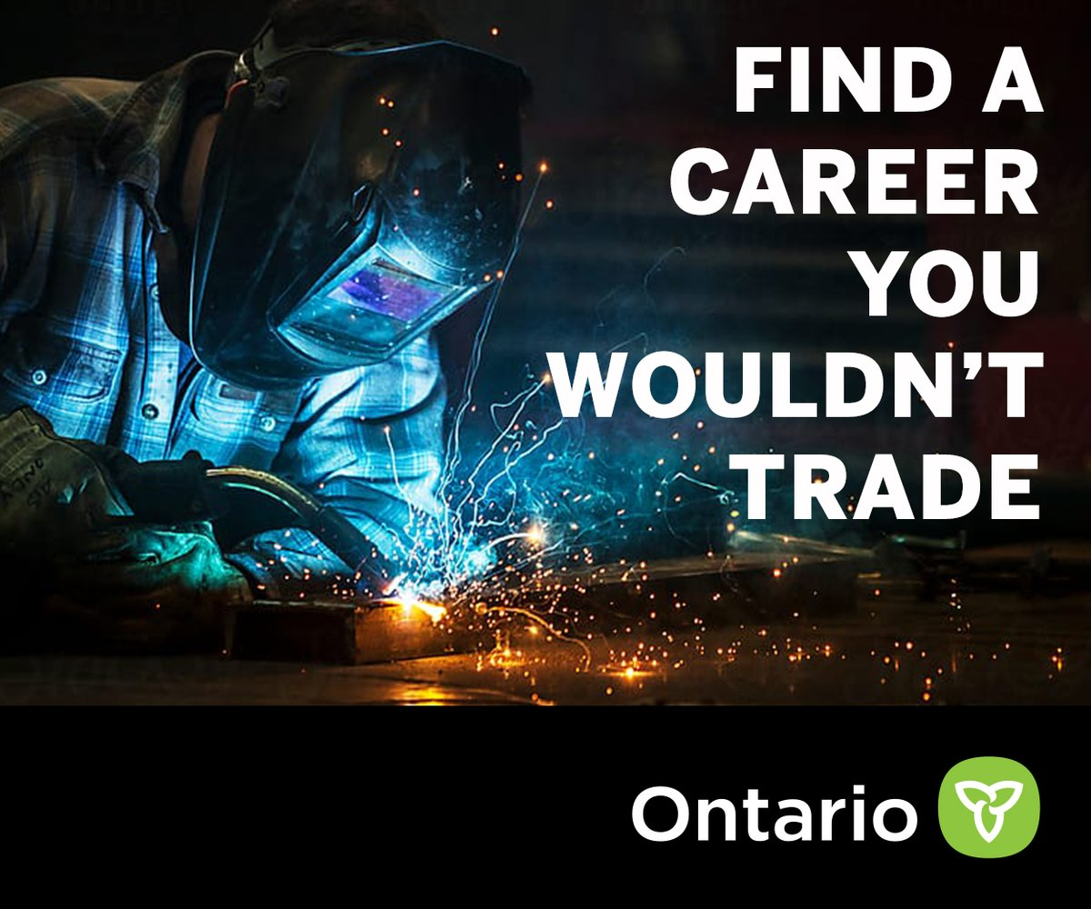 Did you know to make #homebeliever dreams a reality, we will need to hire and train over 100,000 skilled trades workers over the next 10 years? It's more than a job, it's a career. #onpoli #skilledtrades #weneed1MILLIONhomespic.twitter.com/ut1MvnJ3fX