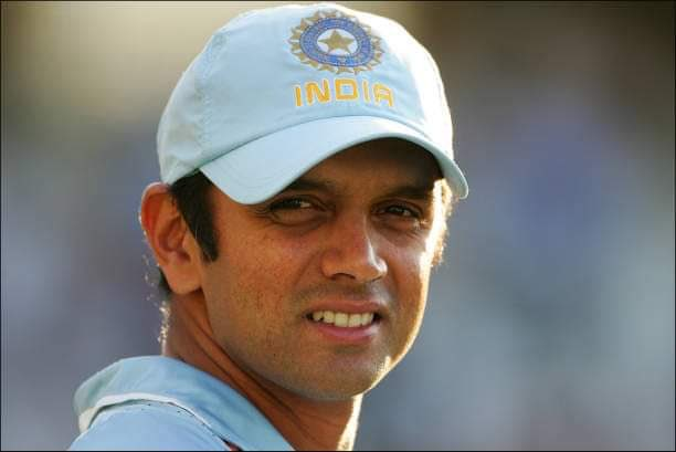 Happy Birthday Rahul Dravid The Wall which Cannot be Broken.