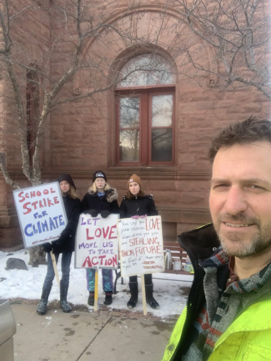 #FridaysForFuture Ashland WI