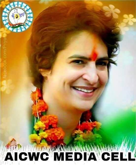 Manniy SMT Priyanka Gandhi ji  Happy birthday to you ji