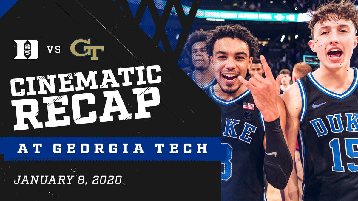 Dropping some winning vibes ahead of tomorrow's matchup v. Wake