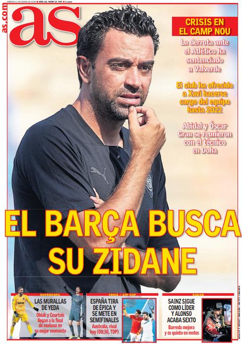 """""""У гонитві за Хаві. Барселона шукає свого Зідана"""" - изображение 1"""
