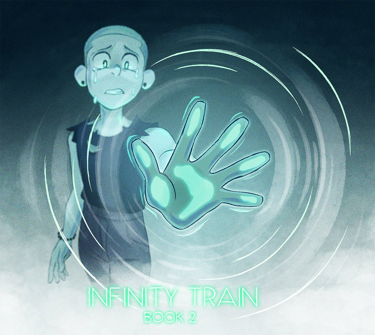 Wanted to animate this but ran outta time 😭 anyway, please watch the #InfinityTrain Book 2 finale tonight!!! The Tape Car written by @heyjustin boarded by @jessiewongg and Jacob Winkler + The Number Car written by @AlexanderHorab boarded by @Spinadoodles and @peroroh