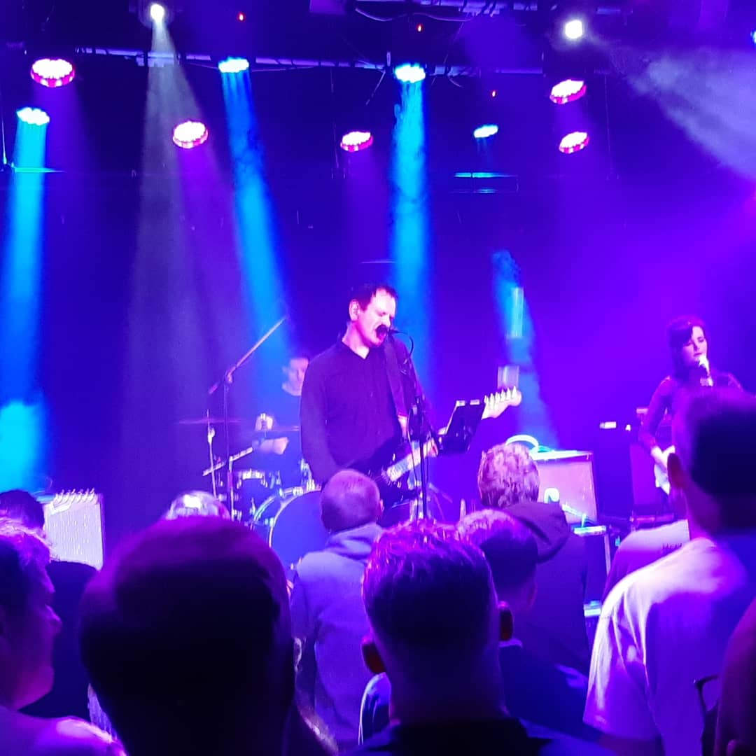 The Wedding Present at the fantastic @Newhampton in #Wolverhampton