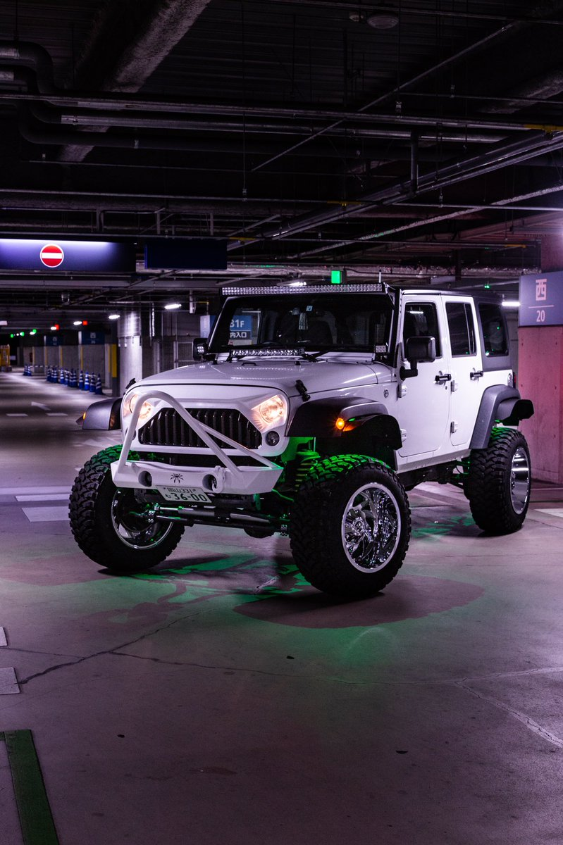 ラングラー カスタム jeep