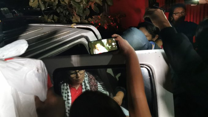Secretaría de la Mujer del FMLN defiende presunción de inocencia de Susi Rodríguez