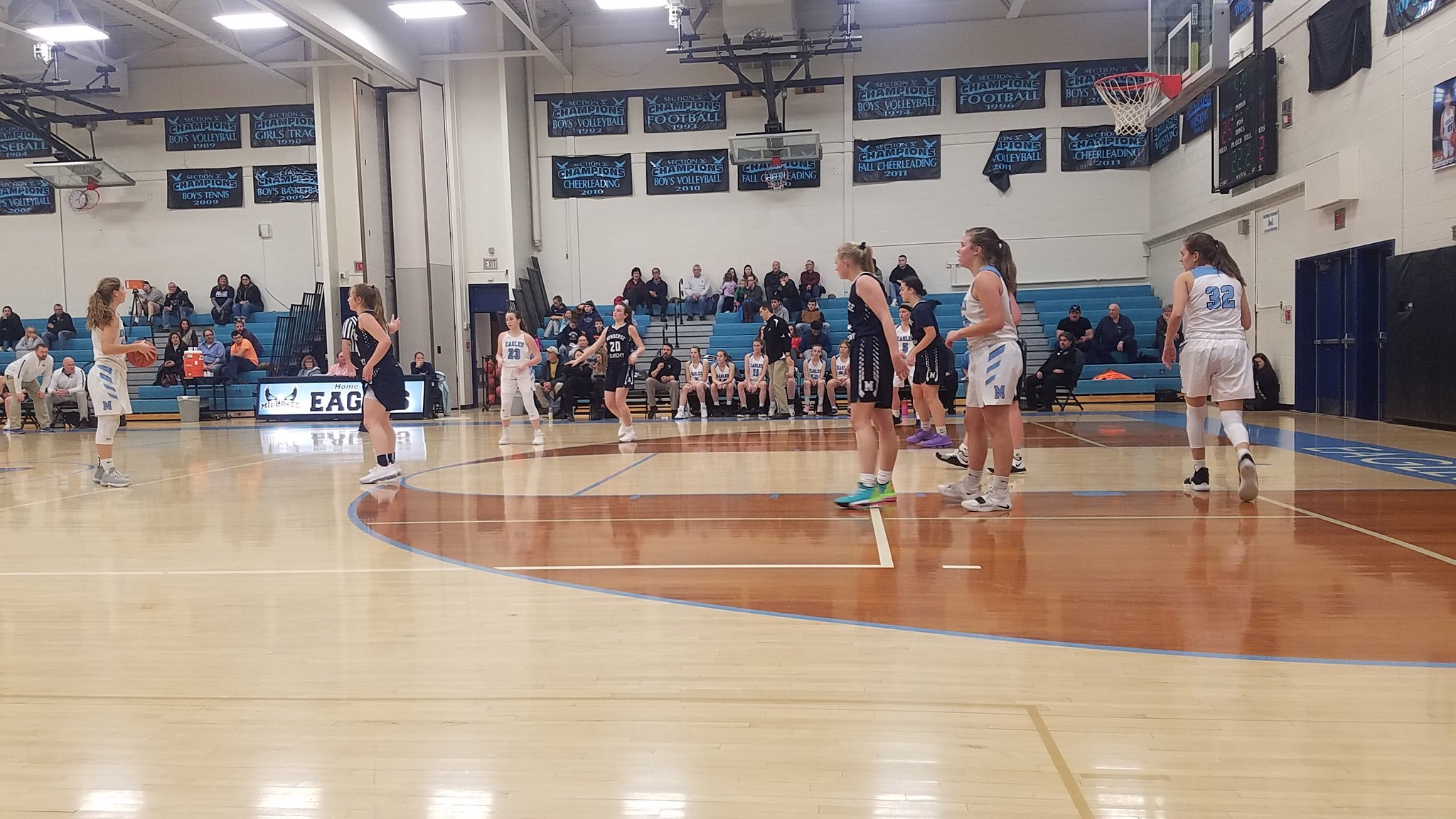 W-FL Friday: Geneva boys take over second place in FL East after win at Newark; Pal-Mac girls hand Waterloo their first loss of season