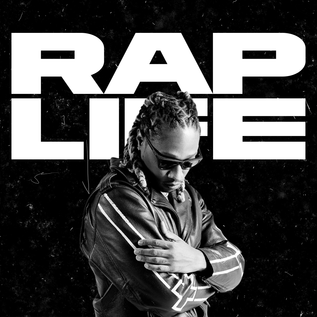 "Today on #RapLife: ""Life Is Good"" @1future x @Drake. Listen now. apple.co/RapLife"