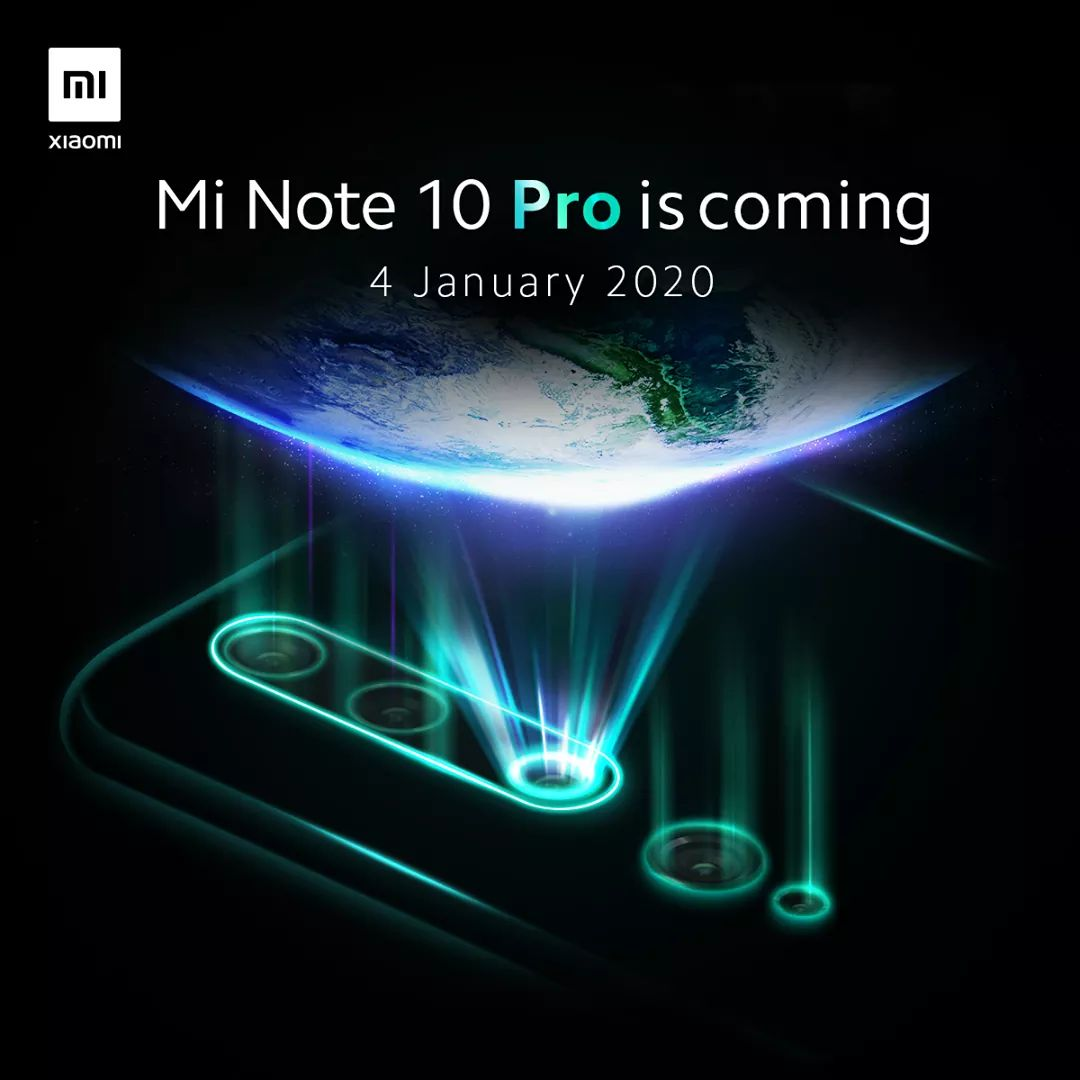 Mi Note 10 Pro