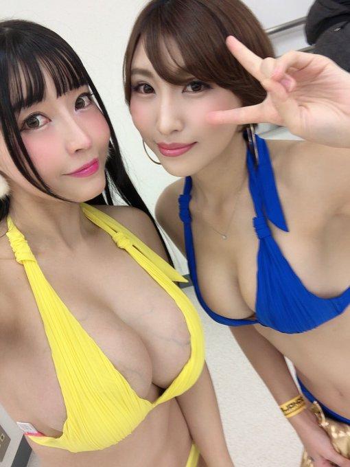 グラビアアイドル柴咲凛(みねりお)のTwitter自撮りエロ画像3