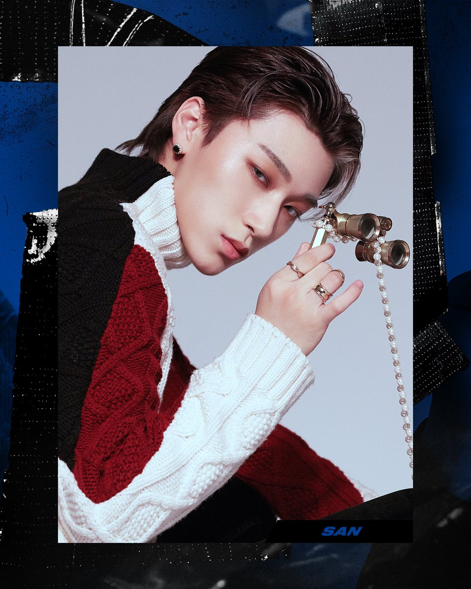 """allkpop on Twitter: """"ATEEZ's San is fierce in his individual teaser for 'Action to Answer' https://t.co/Gc2TL0t7gH https://t.co/a5xiFlhqCj"""" / Twitter"""